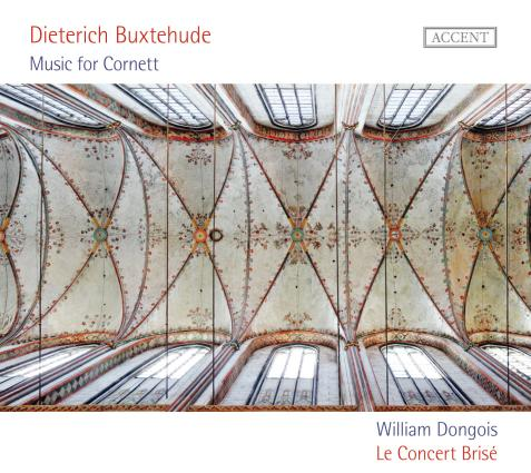 Dietrich Buxtehude : Music for cornett